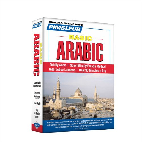 9780743550741: Pimsleur Arabic (Eastern) Basic Course - Level 1 Lessons 1-10 CD: Learn to Speak and Understand Eastern Arabic with Pimsleur Language Programs