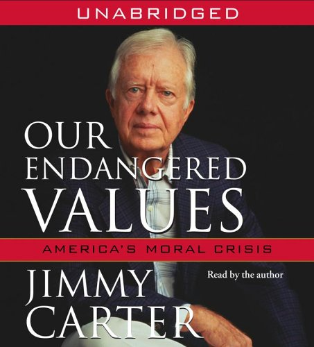 9780743551090: Our Endangered Values: America's Moral Crisis