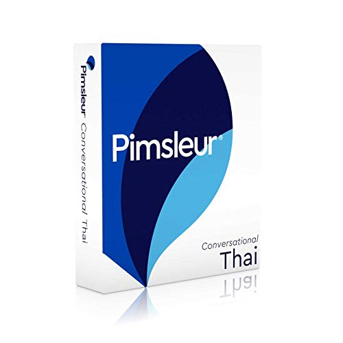 9780743551229: Pimsleur Thai Conversational Course - Level 1 Lessons 1-16 CD: Learn to Speak and Understand Thai with Pimsleur Language Programs