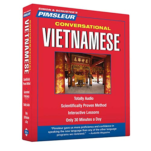 9780743551236: Pimsleur Vietnamese Conversational Course - Level 1 Lessons 1-16 CD: Learn to Speak and Understand Vietnamese with Pimsleur Language Programs