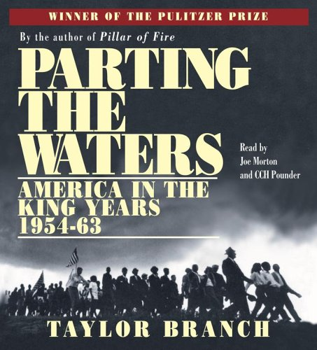 9780743551458: Parting the Waters: America in the King Years, Part I - 1954-63