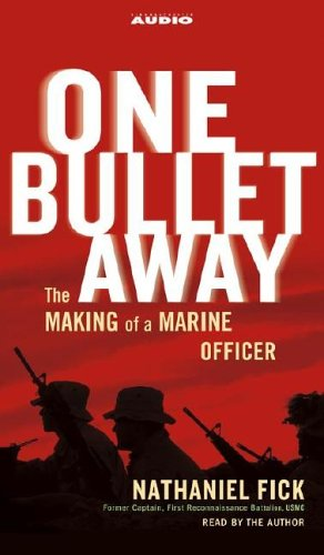 9780743551861: One Bullet Away: The Making of a Marine Officer