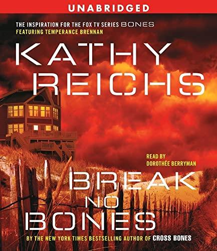 9780743552622: Break No Bones: A Novel (Temperance Brennan Novels)