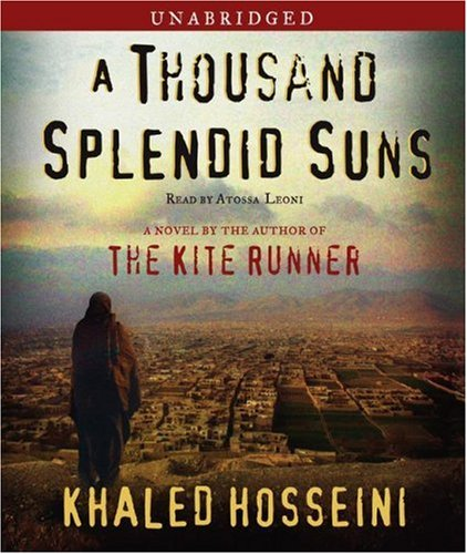9780743554459: A Thousand Splendid Suns: A Novel