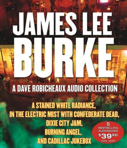 9780743555241: A Dave Robicheaux Audio Collection