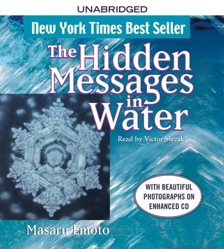 9780743555258: The Hidden Messages in Water