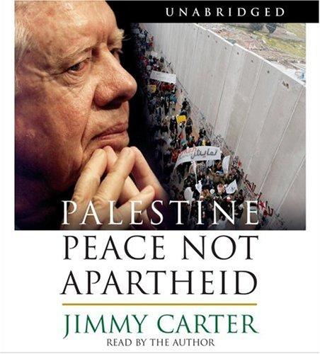 9780743555937: Palestine: Peace Not Apartheid