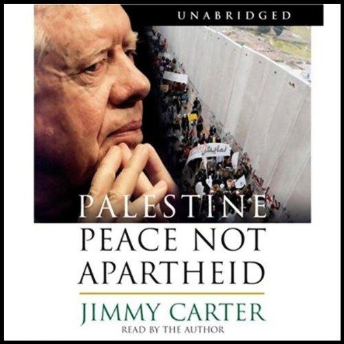 9780743563482: Palestine: Peace Not Apartheid