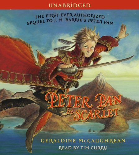 9780743564533: Peter Pan in Scarlet
