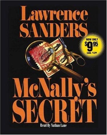 McNally's Secret (Archy McNally Novels): Sanders, Lawrence