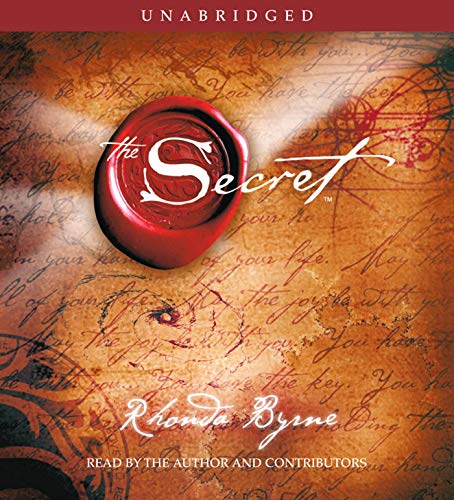 9780743566193: The Secret (Unabridged, 4-CD Set)