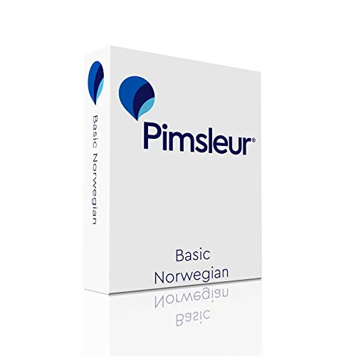 9780743566285: Pimsleur Norwegian Basic Course - Level 1 Lessons 1-10 CD: Learn to Speak and Understand Norwegian with Pimsleur Language Programs [With Free CD Case]