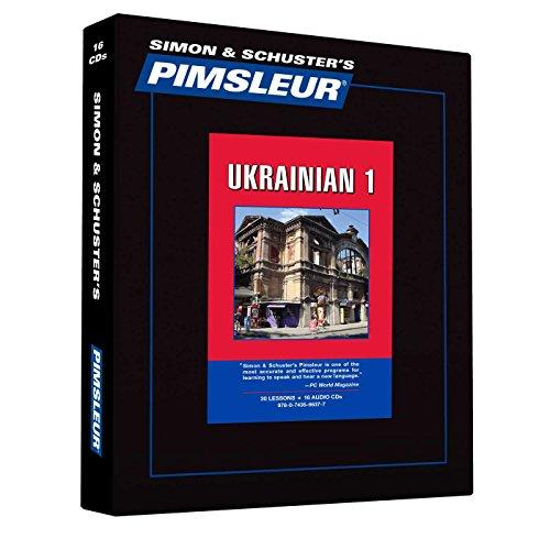 Ukrainian, Comprehensive: Learn to Speak and Understand Ukrainian with Pimsleur Language Programs: ...