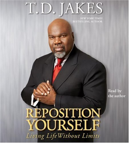 9780743567282: Reposition Yourself: Living Life Without Limits (5 CD Set)
