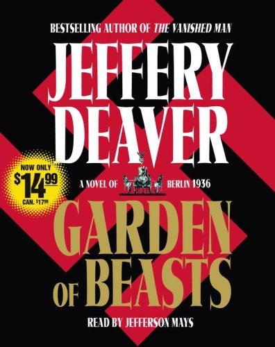 Garden of Beasts: Jeffery Deaver