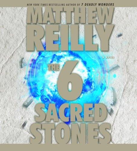 9780743569996: The Six Sacred Stones: A Novel