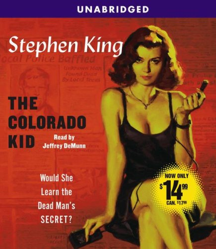 The Colorado Kid (Compact Disc): Stephen King