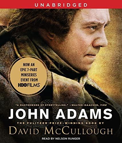 John Adams (Compact Disc): David McCullough