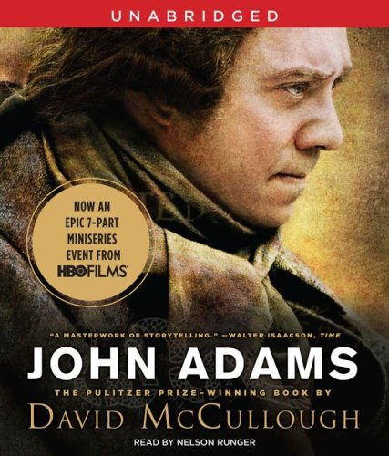 9780743572439: John Adams Movie Tie-In