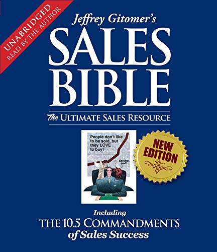9780743572668: Sales Bible: The Ultimate Sales Resource
