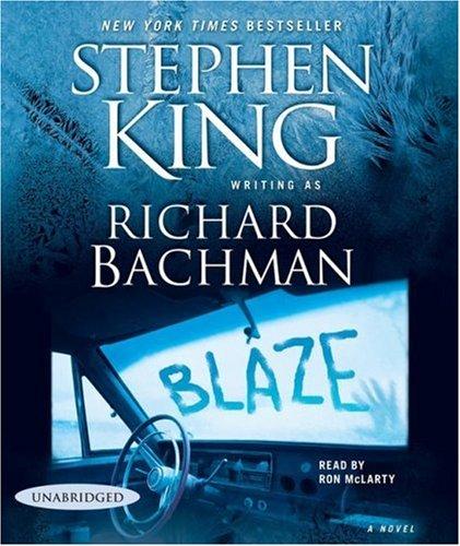 9780743572705: Blaze: A Novel