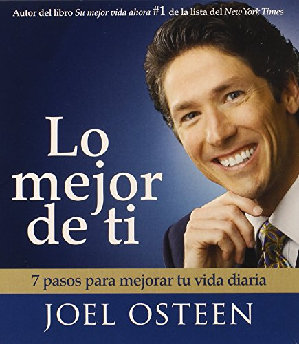 Lo mejor de ti (Become a Better You) Spanish Edition Format: AudioCD: Osteen, Joel