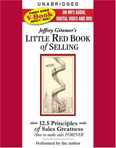 9780743573764: The Little Red Book of Selling: 12.5 Principles of Sales Greatness (VIDEOBOOK)