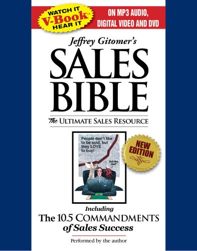 The Sales Bible (9780743573788) by Gitomer, Jeffrey