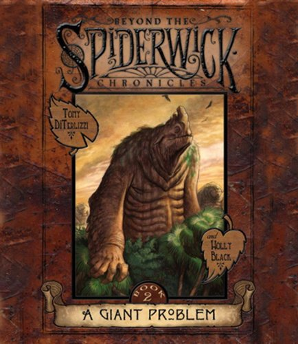 9780743574693: A Giant Problem (Beyond the Spiderwick Chronicles)