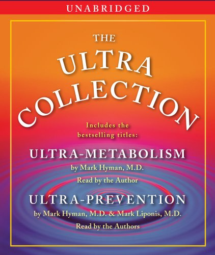 9780743577021: The Ultra Collection: Ultra-Metabolism/Ultra-Prevention