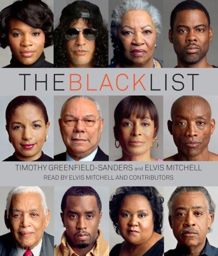 9780743578080: The Black List
