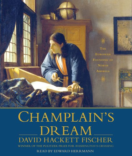 9780743579537: Champlain's Dream