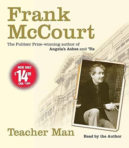 9780743581530: Teacher Man: A Memoir