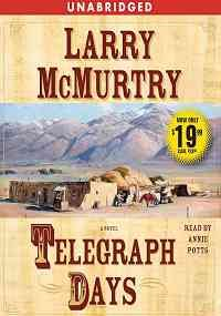 9780743581622: Telegraph Days: A Novel