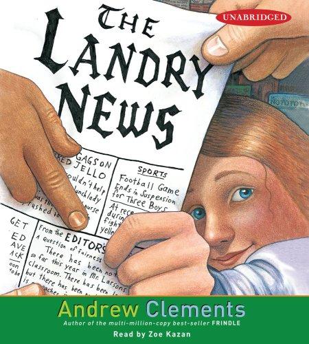 9780743581721: The Landry News