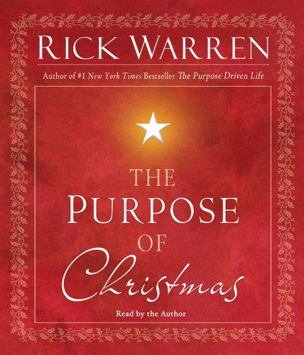 9780743581783: The Purpose of Christmas