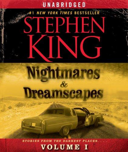 9780743583350: Nightmares & Dreamscapes, Volume I