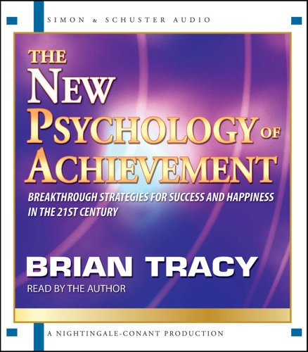 9780743583442: The New Psychology of Achievement