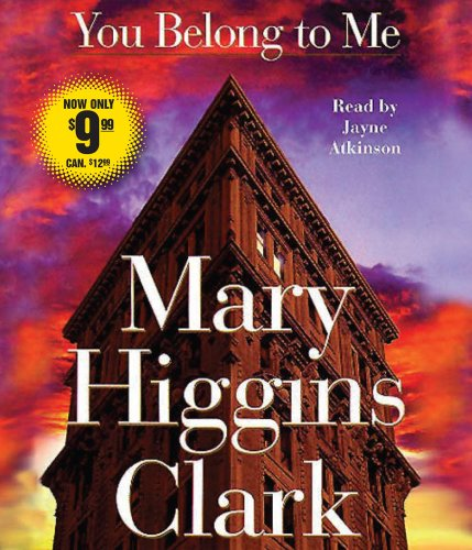 You Belong To Me (0743583485) by Mary Higgins Clark