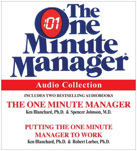 9780743596510: The One Minute Manager Audio Collection