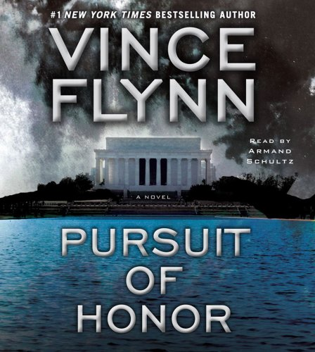 9780743596817: Pursuit of Honor: A Thriller (Mitch Rapp)