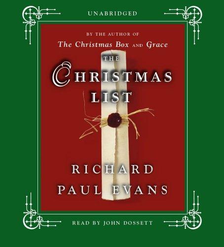 9780743597289: The Christmas List: A Novel