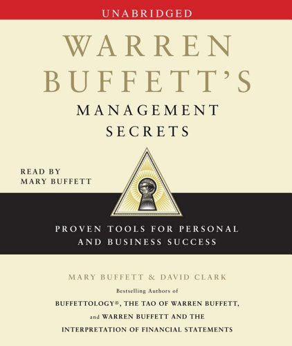 9780743597340: Warren Buffett's Management Secrets: Proven Tools for Personal and Business Success