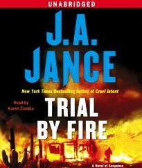 9780743597425: Trial By Fire: A Novel of Suspense