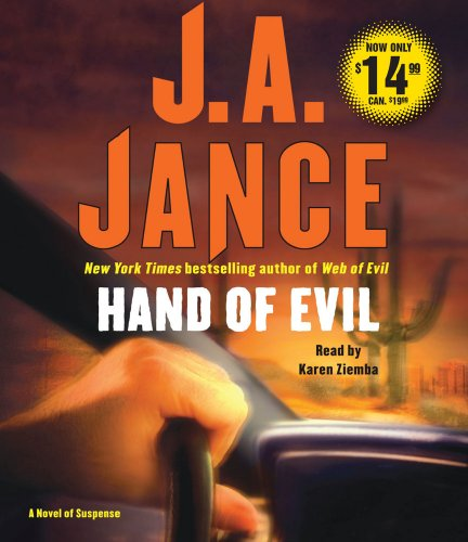 9780743597555: Hand of Evil (Ali Reynolds)