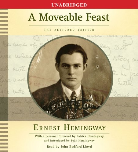 9780743598170: A Moveable Feast: The Restored Edition