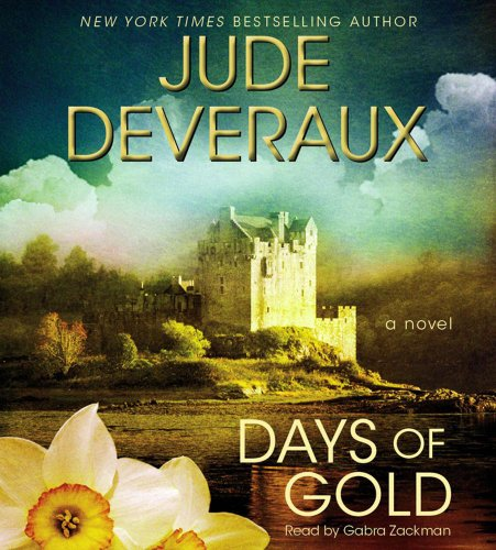 9780743598934: Days of Gold: A Novel (Edilean)