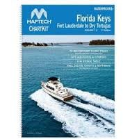 9780743608589: Maptech Waterproof Chartbook: Florida: Lower Keys: Marathon to Key West and Dry Tortugas (Edition 1)