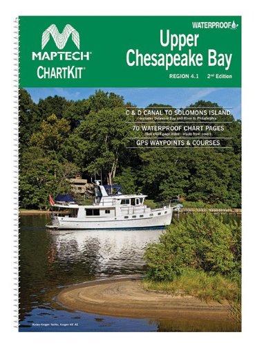 9780743611060: Region 4.1 Upper Chesapeake Bay, 2nd Edition