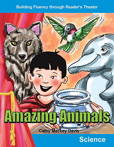 9780743900072: Amazing Animals: Grades 1-2 (Building Fluency Through Reader's Theater)